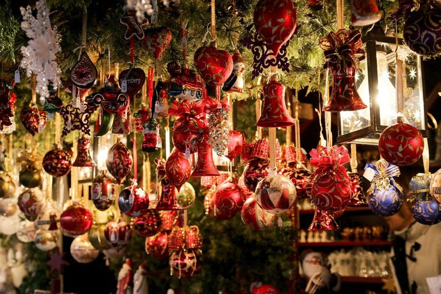 Christmas Market @ The Manor
